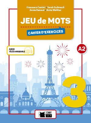 JEU DE MOTS 3 CAHIER