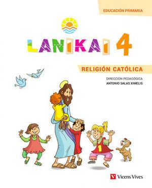 RELIGION 4º EP LANIKAI ED. 2019