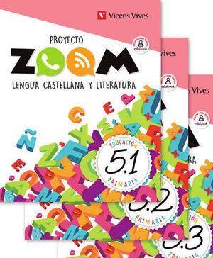 LENGUA 5º EP PROYECTO ZOOM ED. 2019