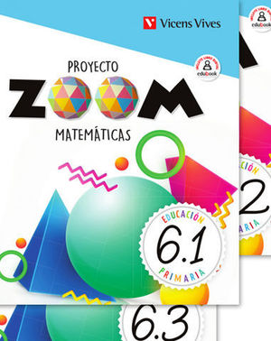 MATEMATICAS 6º EP PROYECTO ZOOM ED. 2019