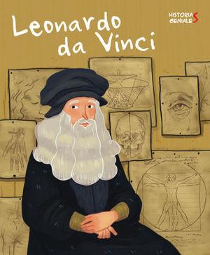 LEONARDO DA VINCI.  HISTORIAS GENIALES  ( VV KIDS )