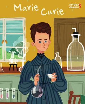 MARIE CURIE.  HISTORIAS GENIALES  ( VV KIDS )