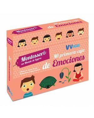 MI PRIMERA CAJA DE EMOCIONES  ( VV KIDS )