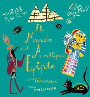 EL MUNDO DEL ANTIGUO EGIPTO  ( VV KIDS )