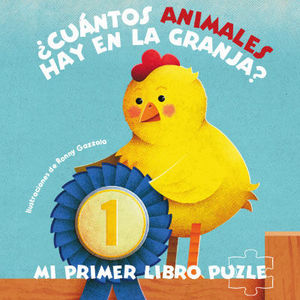 ¿CUANTOS ANIMALES HAY EN LA GRANJA? (VVKIDS).