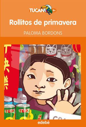 ROLLITOS DE PRIMAVERA