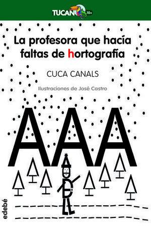 LA PROFESORA QUE HACIA FALTAS DE HORTOGRAFIA