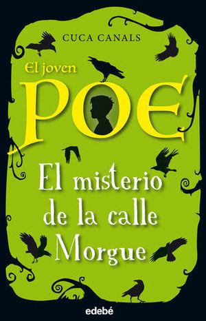 EL JOVEN POE EL MISTERIO DE LA CALLE MORGUE