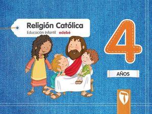 RELIGION 4 AÑOS PROYECTO ZAIN ED. 2017