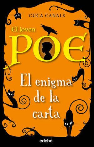 EL JOVEN POE.  EL ENIGMA DE LA CARTA