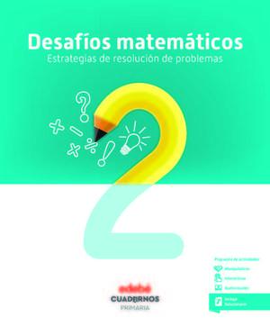 DESAFIOS MATEMATICOS 2  ED. 2018
