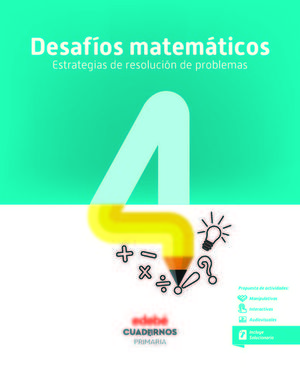 CUADERNO DESAFIOS MATEMATICOS 4