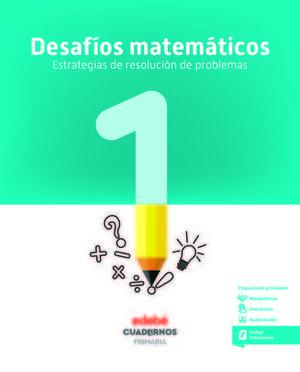 DESAFIOS MATEMATICOS 1  ED. 2018