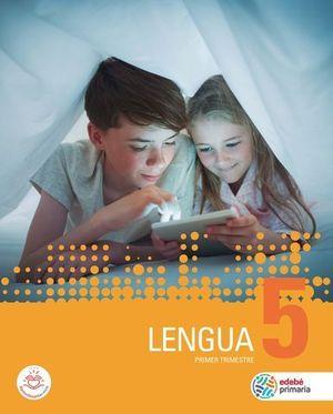 LENGUA 5º EP  ED. 2018