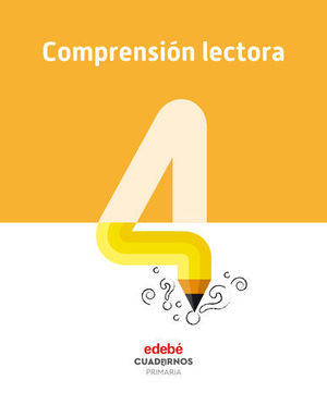 CUADERNO COMPRENSION LECTORA 4º EP