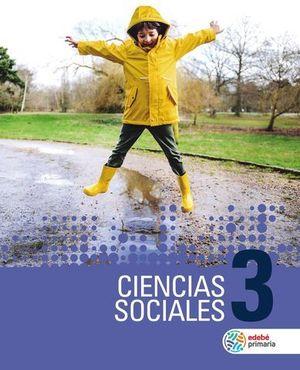 CIENCIAS SOCIALES 3º EP ED. 2018