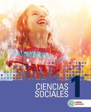 CIENCIAS SOCIALES 1º EP ED. 2018