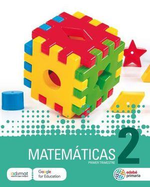 MATEMATICAS 2º EP ED. 2018