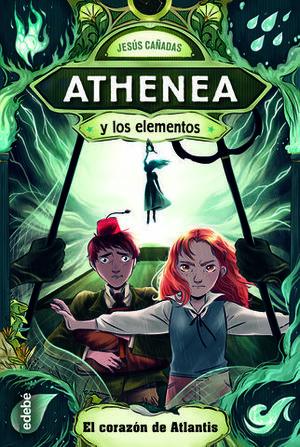 ATHENEA.  EL CORAZON DE ATLANTIS