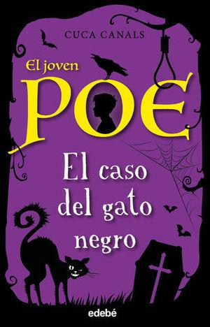 EL JOVEN POE.  EL CASO DEL GATO NEGRO