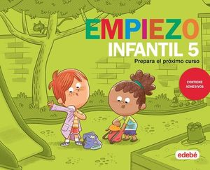 VACACIONES.  EMPIEZO INFANTIL 5 AÑOS  ED. 2019