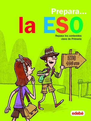 VACACIONES.  PREPARA E.S.O.  ED. 2019