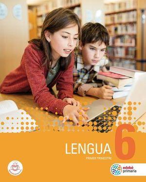 LENGUA 6º EP LETRAS Y PALABRAS ED. 2019