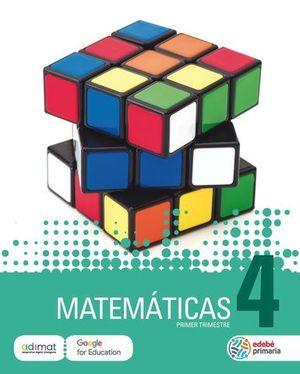 MATEMATICAS 4º EP