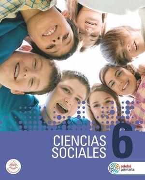 CIENCIAS SOCIALES 6º EP  ED. 2019