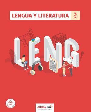 LENGUA Y LITERATURA 3º ESO ED. 2020