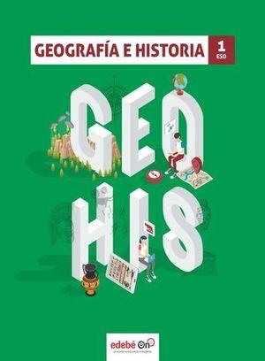 GEOGRAFIA E HISTORIA 1º ESO