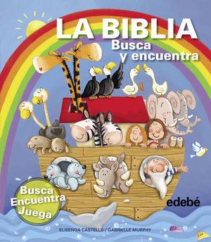 LA BIBLIA BUSCA Y ENCUENTRA