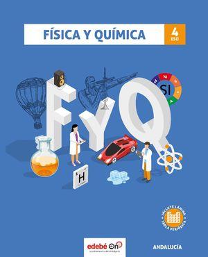 FÍSICA Y QUÍMICA 4 (INCLUYE LÁMINA TABLA PERIÓDICA)