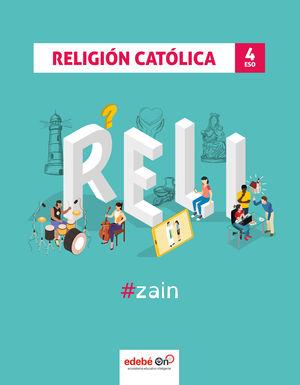 RELIGION 4º ESO ED. 2021