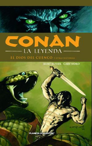 CONAN LA LEYENDA EL DIOS DEL CUENCO