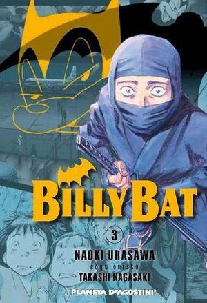 BILLY BAT Nº 3