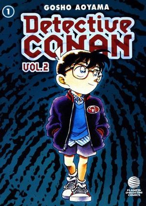 DETECTIVE CONAN II  Nº 1