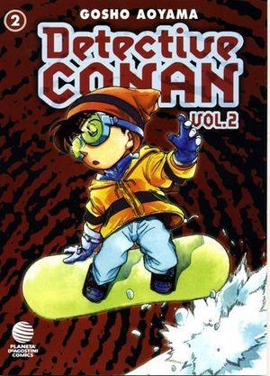 DETECTIVE CONAN II  Nº 2