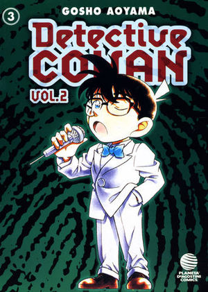 DETECTIVE CONAN II  Nº 3