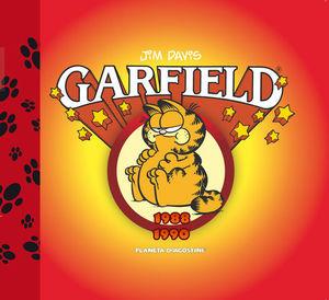 GARFIELD 1988-1990