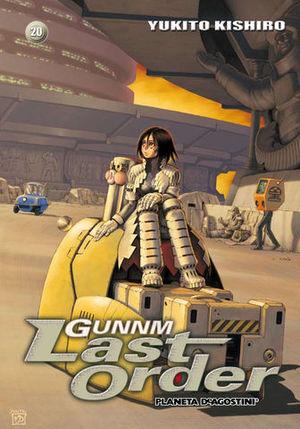 GUNNM LAST ORDER Nº 20