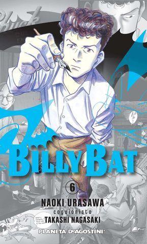 BILLY BAT Nº 6