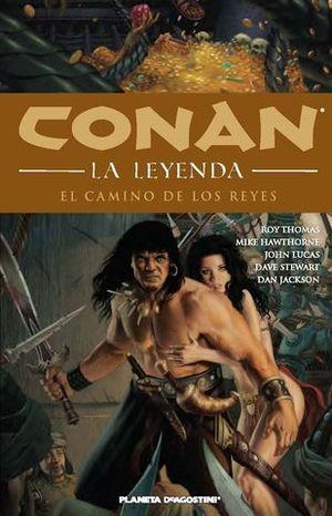 CONAN LA LEYENDA EL CAMINO DE LOS REYES