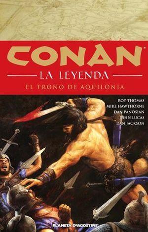 CONAN LA LEYENDA EL TRONO DE AQUILONIA