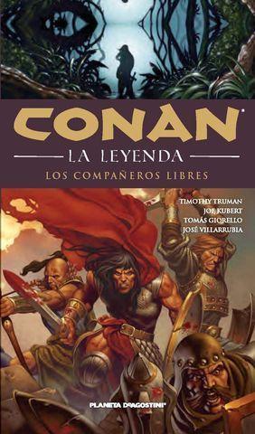 CONAN LA LEYENDA LOS COMPAÑEROS LIBRES