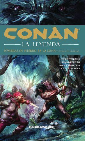 CONAN LA LEYENDA SOMBRAS DE HIERRO EN LA LUNA