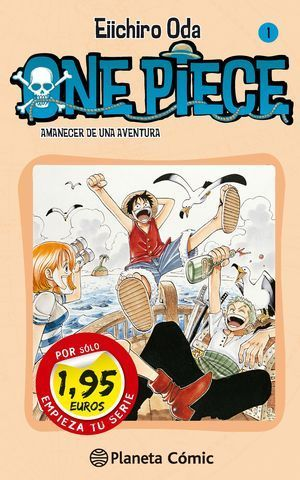 MM ONE PIECE Nº01 1,95