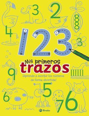 MIS PRIMEROS TRAZOS 1 2 3