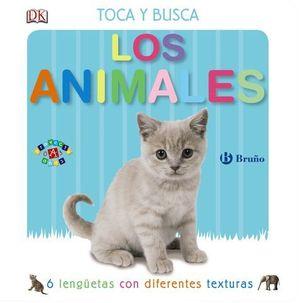 LOS ANIMALES TOCA Y BUSCA