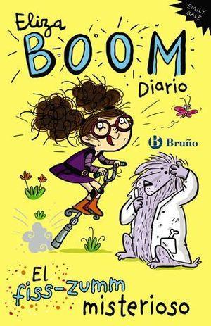 ELIZA BOOM DIARIO EL FISS-ZUMM MISTERIOSO